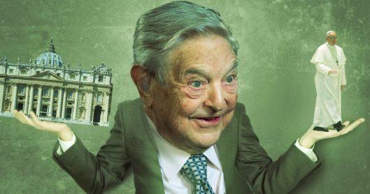 Soros Puppet Master I Francis